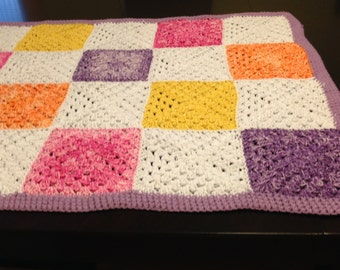 100% Pima Cotton Baby Blanket