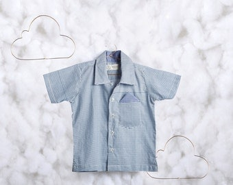 A Rainy Day Short Sleeve Shirt