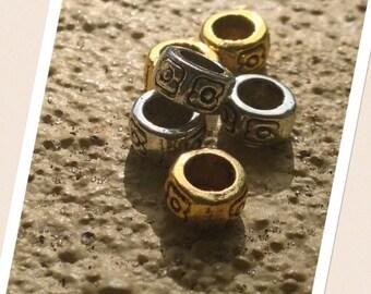 Dreadlock jewelry