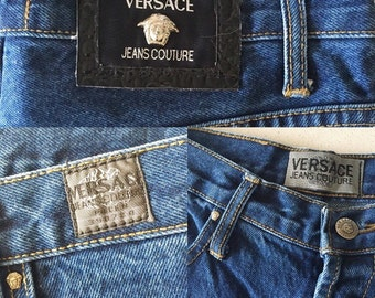 VERSACE jeans couture size 31