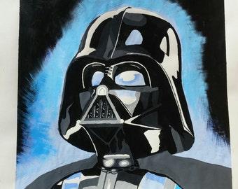Darth Vader Abstract