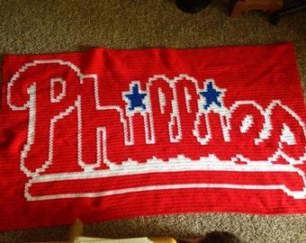 Philadelphia Phillies Blanket