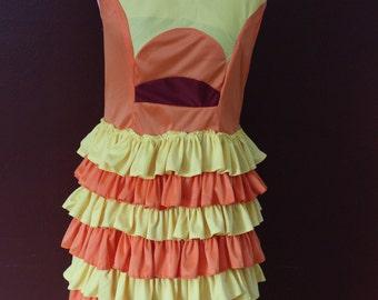 Luna Lovegood Weasley/Delacour Wedding Dress - Childrens Size