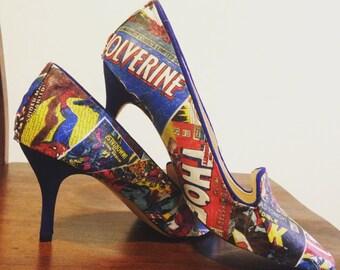 Super Hero Heels