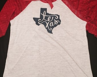Fourth of July Texas top