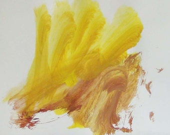 yellow plumes