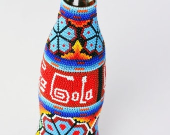 Bottle Huichol