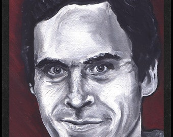 Ted Bundy is Card Number 67 from the Original Serial Killer Trading Cards