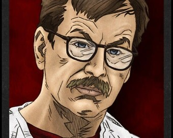 Gary Ridgway is Card Number 25 from the New Serial Killer Trading Cards