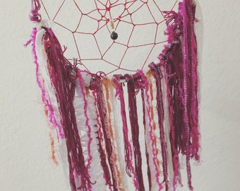 Magical Pink Dreamcatcher