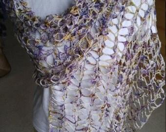 Figgy Wrap/Shawl, Rectangle