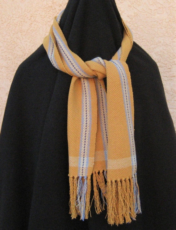 items similar to woven scarf made scarves fall