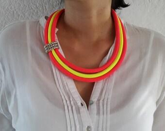 Nautical Tie Necklace