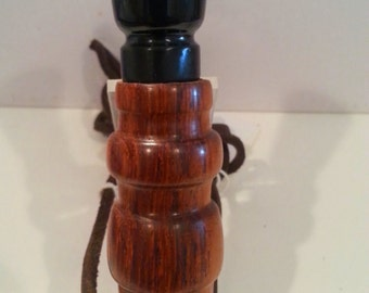 Duck Call Walnut wood