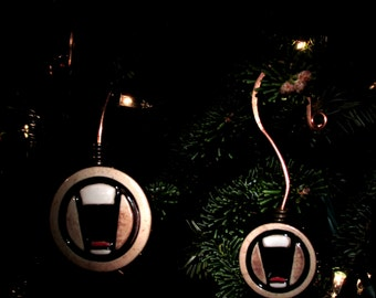 Smartmouth Ornament. Small