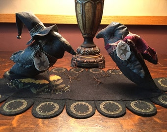 Primitive Crows