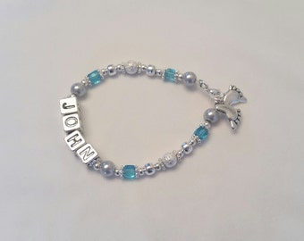 Custom bracelets with the names of your loved ones