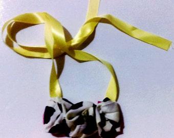 Multi Rose Necklace