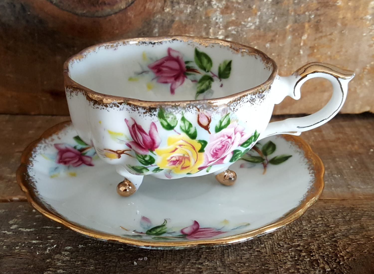 you 39 ve been poisoned beautiful tea cup set