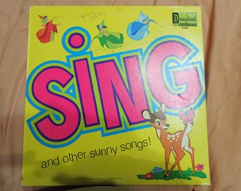 Sing and other Sunny Songs