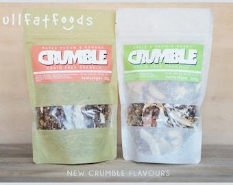 CRUMBLE - Grain Free Granola