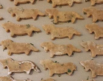 Brutus Peanut Butter Pups