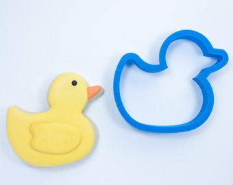 Rubber Ducky Cookie Cutter | Duck Cookie Cutter | Rubber Duck Cookie Cutter | Baby Shower Cookie Cutters | Mini Cookie Cutter