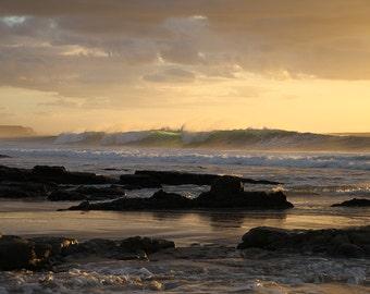 Sunset wt ocean