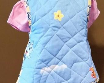 Toddler Cover-up Bib /Apron