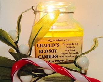 Chaplin's Eco Soy candle  200g Medium