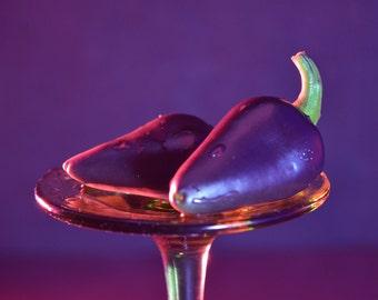 Purple Jalapeno  (15+ Seeds)