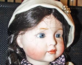 """Antik Repro doll """"Kämmer & Reinhardt 117"""", ca. 57 cm (35)"""
