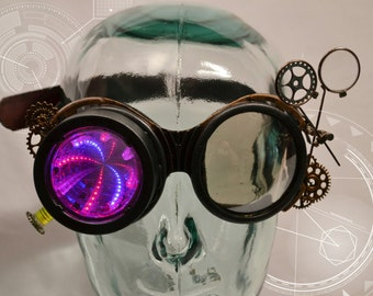 Infinity Steampunk Goggles