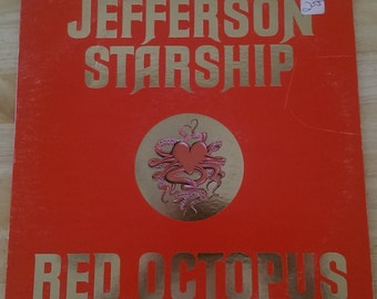 Jefferson Starship - Red Octopus - BFL1-0999 - 1975 Original Issue