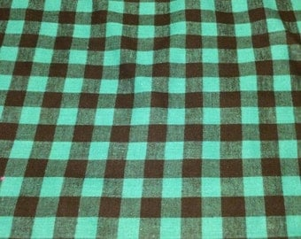 red and black buffalo check plaid 100 cotton flannel fabric. Black Bedroom Furniture Sets. Home Design Ideas