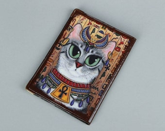 Driver's license cover 'Cat'