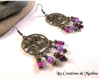 Amel earrings * creators jewelry *.