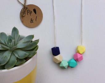 Keely Silicone necklace