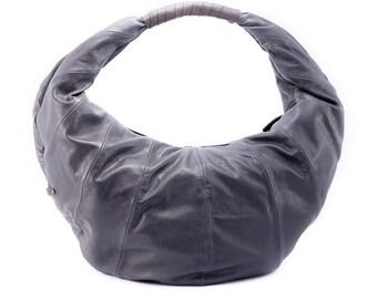 Tefia M Leather Womens Shoulder Bag