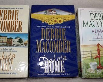 Dakota Trilogy by Debbie Macomber