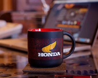 Honda Motorcycle Coffee Mug
