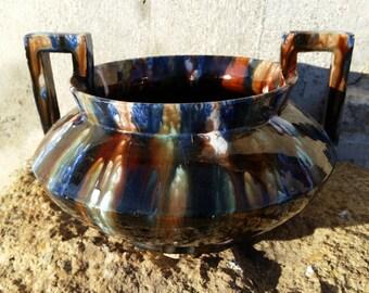 cutting ceramic art deco