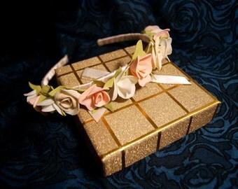 Sweet Roses Headband