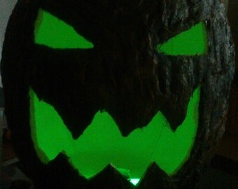 Long-Lasting Glow Stick for Your Putrid Pumpkin