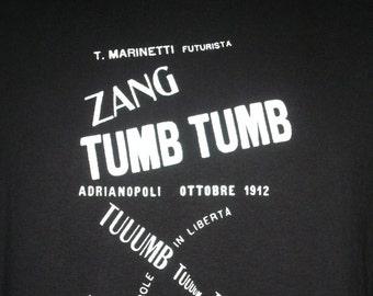 ZANG TUMB TUMB t shirt