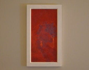 Original abstract painting 25x5/8""