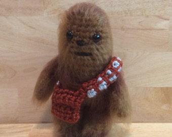 Crocheted Star Wars Chewbacca
