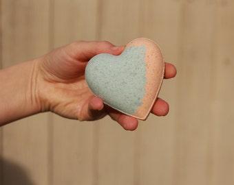 60MM HEART BATH BOMBS