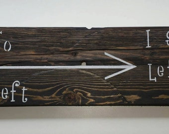 Reclaimed Barn Wood Sign