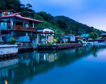 The Blue Coast (Portobelo, Panama)
